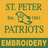 ST. PETER PATRIOTS EMBROIDERY Category Image