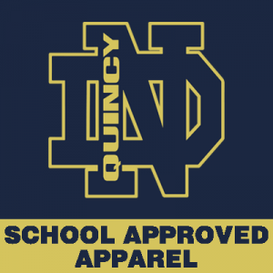 QND SCHOOL APPROVED APPAREL Category Image