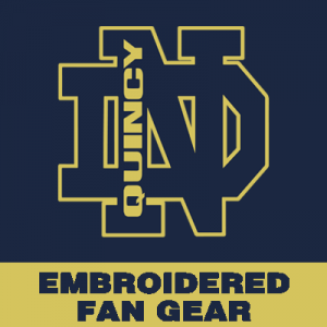 QND EMBROIDERED FAN GEAR Category Image